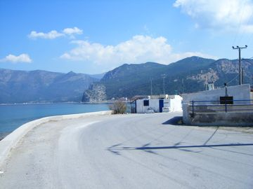 Access Road from Alepohori