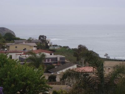 Monarch Beach house rental - View South