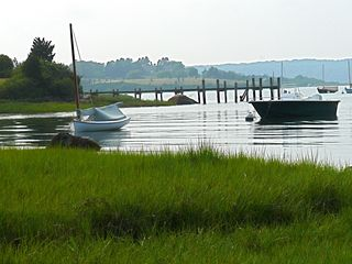 Chilmark cottage photo - A few feet down the road is a kayak trip,or boat ride on Quitsa Pond!