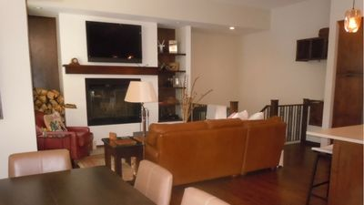 Elegant 2 BR Condo, steps away from Lift#20 - Millrace 6B