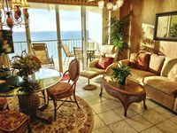 APOLLO 1006 BEACH FRONT CONDO with PANORAMIC VIEW *DECEMBER SPECIAL*