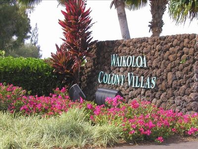Welcome to Waikoloa Colony Villas