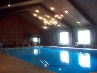Findley Lake condo photo - Indoor pool