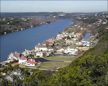 Austin townhome rental - Lake Austin