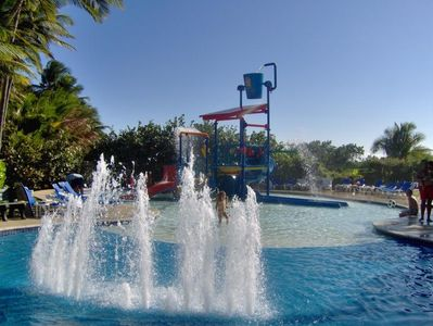 Beach Club Pool and Water Park