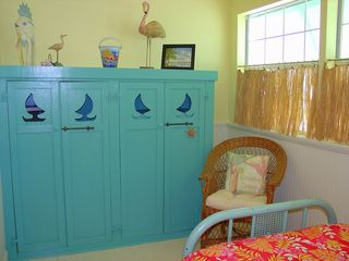 Seagrove Beach house photo - Add'l View of Twin Bedroom 'Nook'.