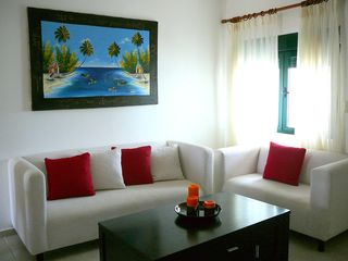 Punta Cana condo photo - Comfortable Living room