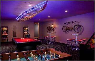 Diamond Beach Game Room