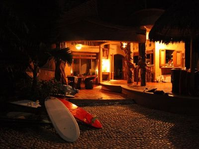 Casa Selvatica At Night