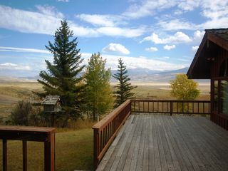 Jackson Hole house photo - Fernley View - View of Grand Teton From House
