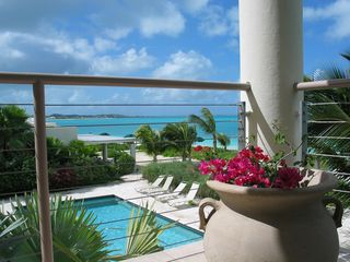 Providenciales - Provo condo photo - View from balcony