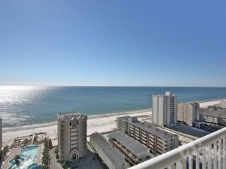 Gulf Shores condo photo - View from the balcony to the west