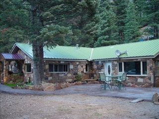 Ouray house photo - Outside