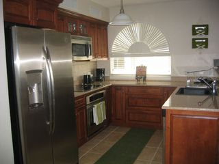 Cupecoy condo photo - kitchen!