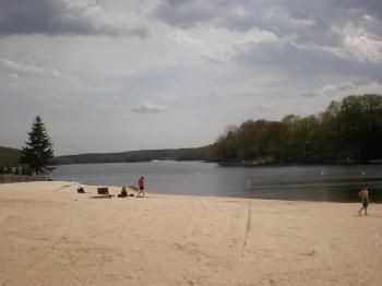 Partial View of the MAIN BEACH.