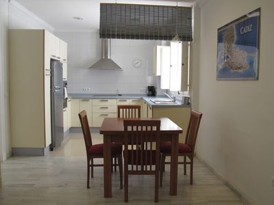 Apartment in the old Cadiz, close to the beach