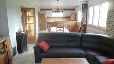 Spacious comfortable cottage and very calm ideal to rest