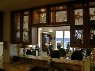 Navarre Beach condo photo - Unobstructed views, even from the kitchen.