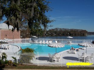 Altamonte Springs townhome photo - Huge Lakefront Community pool!