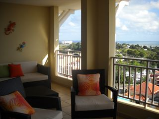 Fajardo apartment photo - The Balcony and some view..