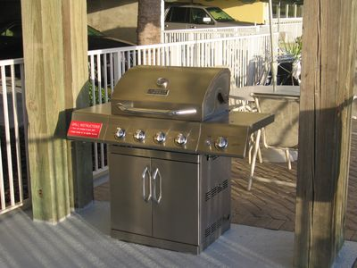 Bar-B-Q Grills for your use