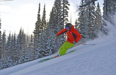 MINUTES TO WORLD FAMOUS SKIING! (DISCOUNT LIFT TICKETS AND SKI RENTALS AVAILBLE)