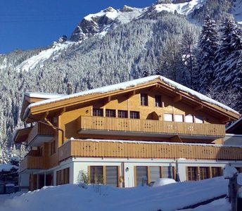 Chalet Waldbort - winter