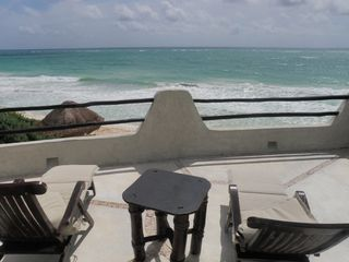 Tulum villa photo - Stunning views from Mater Bedroom Terrace