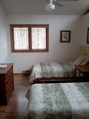 Walker cabin photo - Second guest bedroom with Twin Beds.