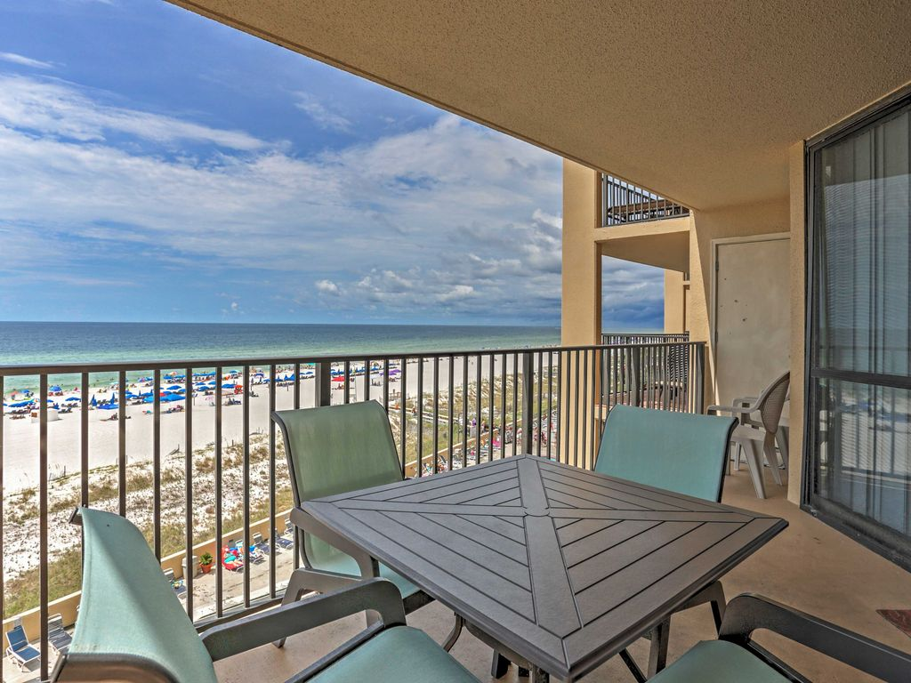 Delightful 2br orange beach condo w wifi vrbo 4 bedroom condos in orange beach al