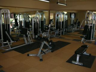 Old Town Scottsdale condo photo - More GYM with weights!