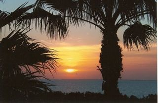 Fort Myers Beach condo photo - Spectacular View of a Sunset from the Balcony!