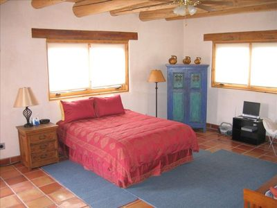 Arroyo Seco cottage rental - Casita Seco