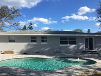New Listing! 3 bedroom/2.5 bath pool home located 2 blocks from Daytona Beach