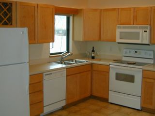 Portland condo photo - Full equiped kitchen & great view
