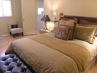 Sedona house photo - Guest House Bedroom with Queen Bed