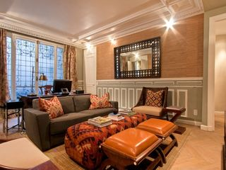 8th Arrondissement Champs Elysees apartment photo - Study