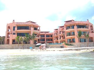 Playa del Carmen condo photo - Luna Encantada from the Caribbean