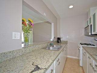 Mission Beach apartment photo - Fully equipped kitchen