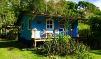 Location, Location, Location! Casita Azul -Authentic Caribbean Style Beach House