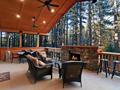 Heavenly Valley house rental - .