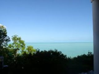 Providenciales - Provo apartment photo - The View from the Deck!