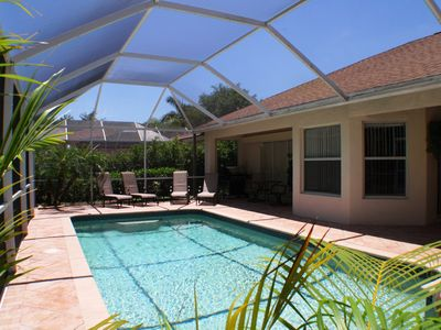 Naples house rental - Pool