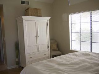 Mesa condo photo - Lots of storage space - there is a walk-in closet behind the armoire.