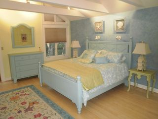 "Virginia Beach house photo - ""Seaside"" Master bedroom -second floor"