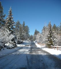 Big Bear Lake cabin photo - Heavenly Valley Rd. - Your road to a PERFECT Cabin and a PERFECT Retreat!!
