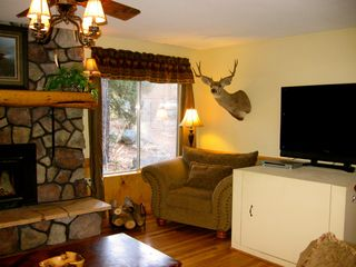 Prescott lodge photo - Elmer is the resident deer at Senator's Lodge!