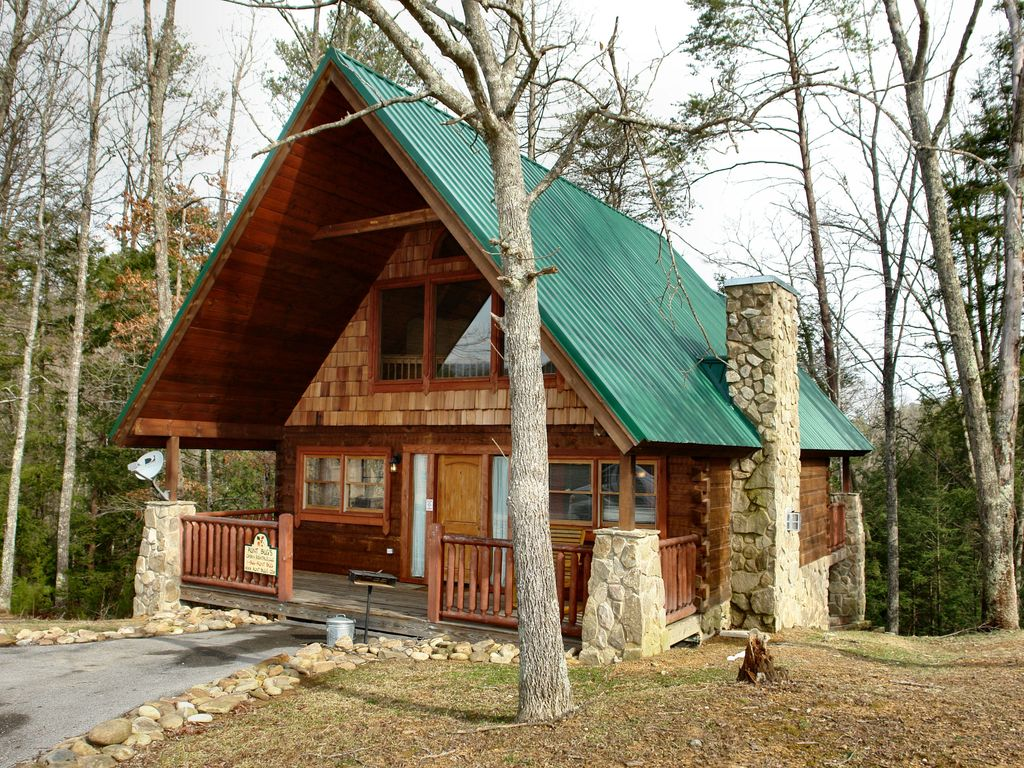 Pigeon Forge Cabin In The Wears Valley Area Vrbo