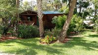 Weeki Wachee Waterfront Cabin-includes Kayaks/Canoe
