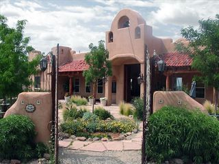 Santa Fe estate photo - A New Mexico promise fulfilled...